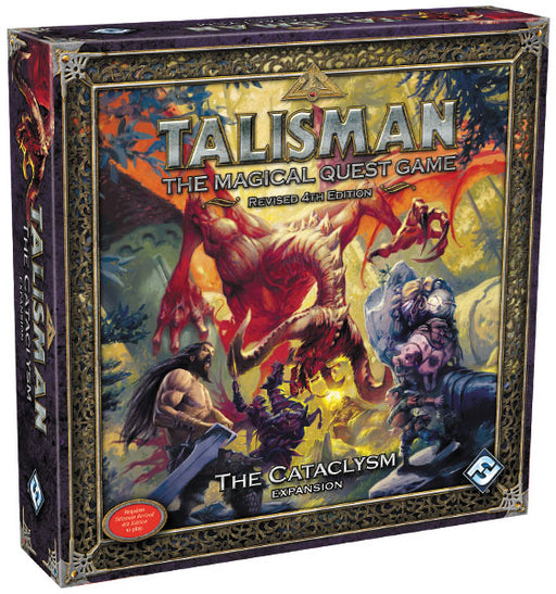 Talisman: The Cataclysm Expansion (Pre-Order)