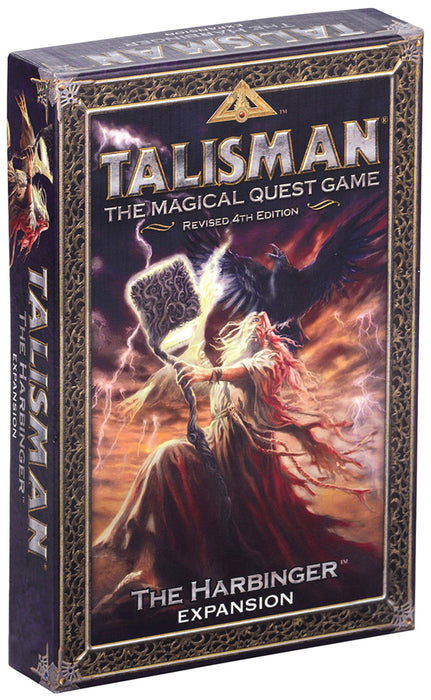 Talisman: The Harbinger Expansion (Pre-Order)