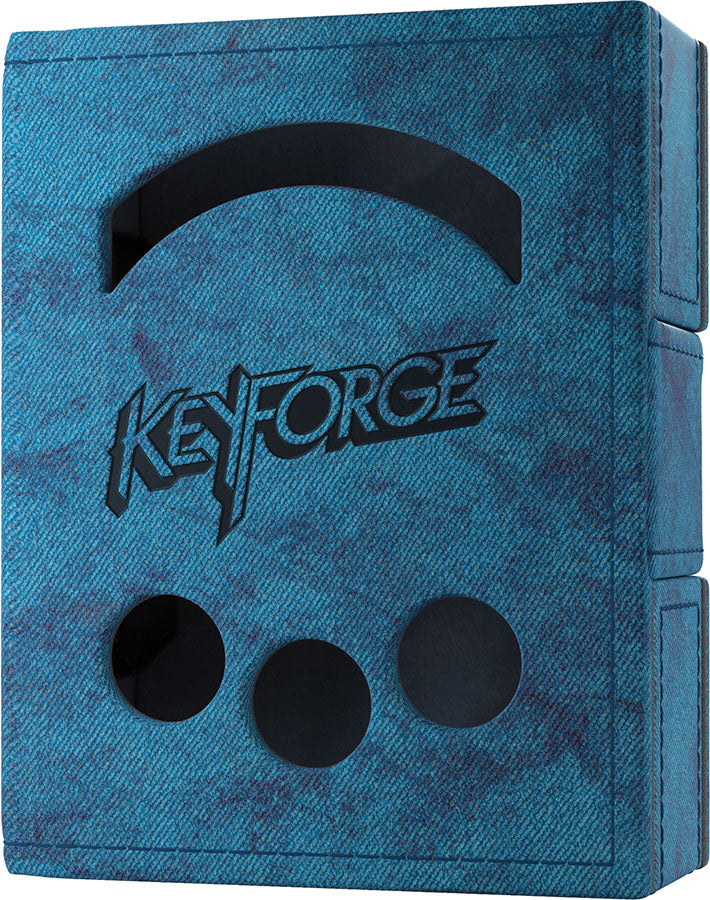 KeyForge: Deck Book - Blue