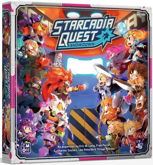 Starcadia Quest: Showdown Expansion (Pre-Order)