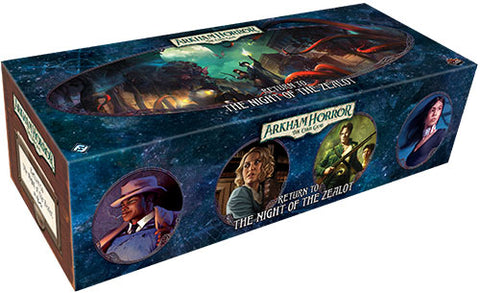 Arkham Horror LCG - Return of the Night of the Zealot Expansion