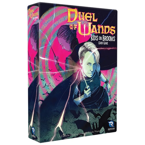 Duel of Wands: Kids on Brooms Card Game (Pre-Order)