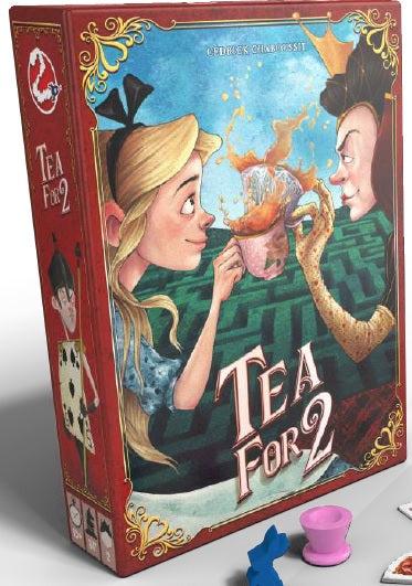 Tea for 2 (Pre-Order)