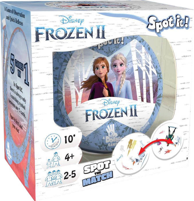 Spot It! Disney: Frozen II
