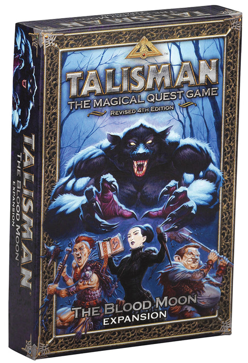 Talisman: The Blood Moon Expansion (Pre-Order)