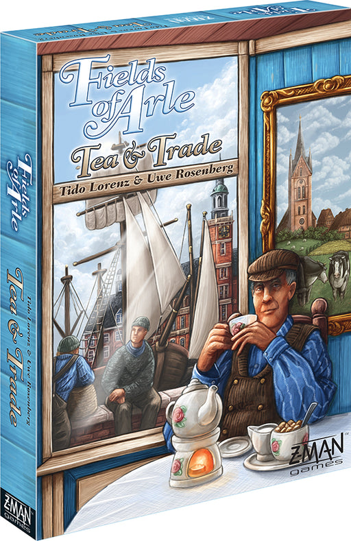 Fields of Arle: Tea and Trade