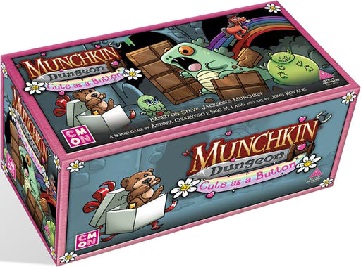 Munchkin Dungeon: Cute as a Button (Pre-Order)