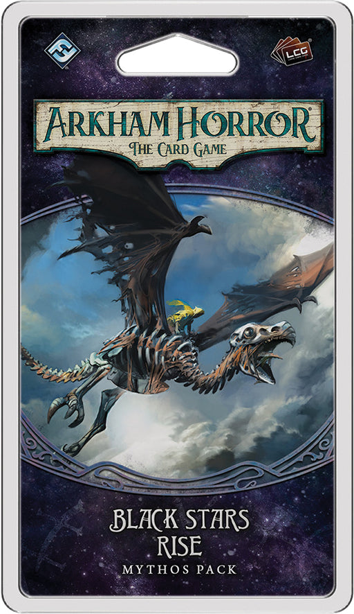 Arkham Horror - The Card Game - Black Stars Rise Mythos Pack