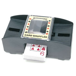 2-Deck Shuffler – Battery Operated
