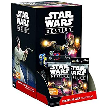 Star Wars Destiny - Empire at War Booster Box