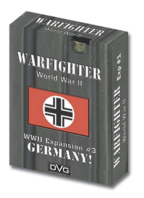 Warfighter WWII Expansion 3: Germany #1
