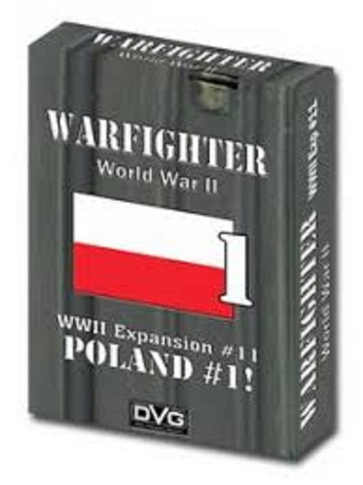 Warfighter WWII Expansion 11: Poland #1