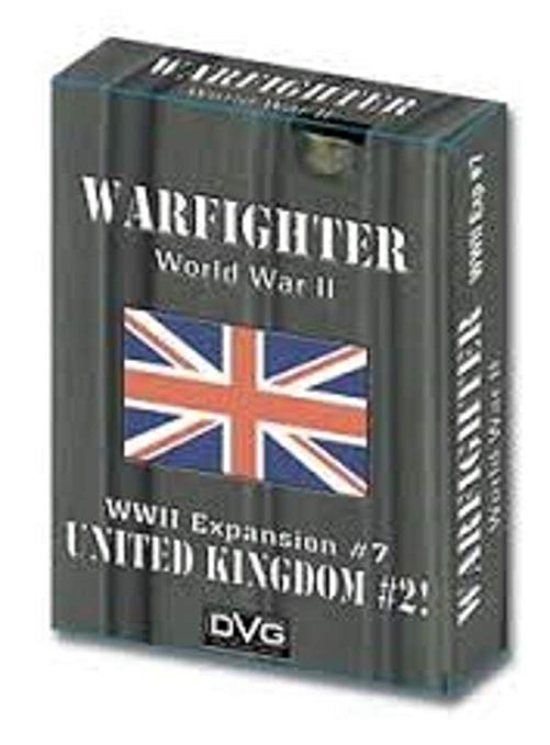 Warfighter WWII Expansion 7: UK#2