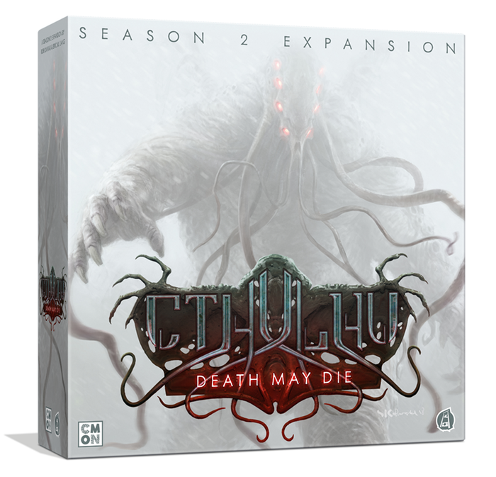 Cthulhu Death May Die: Season 2 Expansion (Kickstarter Special)