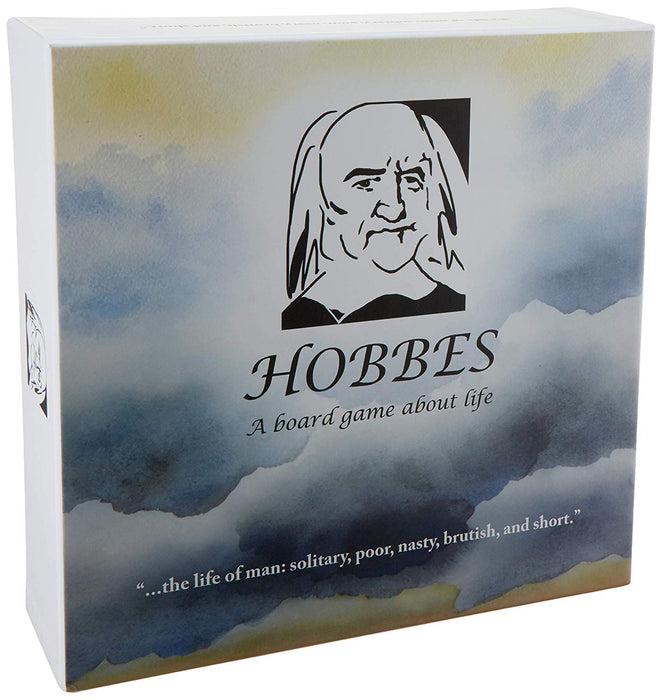 Hobbes - A Board Game About Life