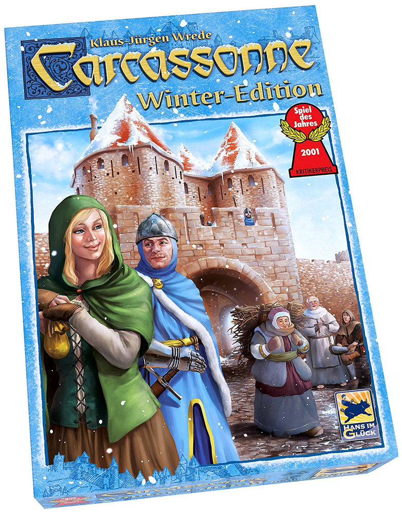Carcassonne - Winter Edition - Boardlandia
