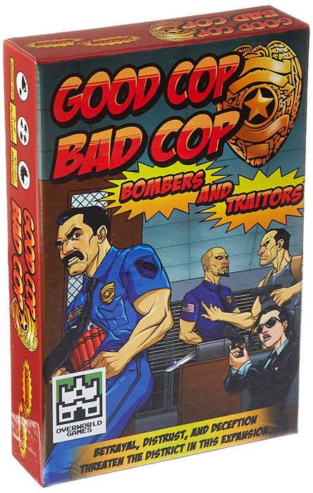 Good Cop Bad Cop - Bombers And Traitors - Boardlandia