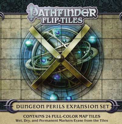 Pathfinder Flip-Tiles: Dungeon Perils Expansion Set