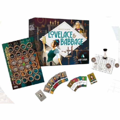 Lovelace and Babbage (Pre-Order)