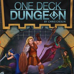 One Deck Dungeon - Boardlandia
