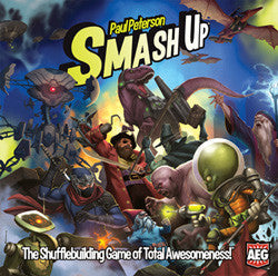 Smash Up - Boardlandia