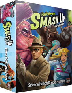 Smash Up - Science Fiction Double Feature - Boardlandia