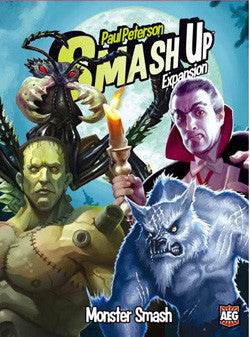 Smash Up: Monster Smash Expansion - Boardlandia
