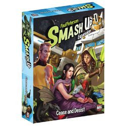 Smash Up: Cease And Desist - Boardlandia