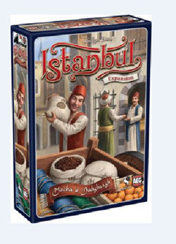 Istanbul - Mocha And Baksheesh Expansion - Boardlandia