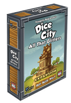 Dice City: All That Glitters - Boardlandia