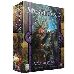 Mystic Vale - Vale Of Magic - Boardlandia