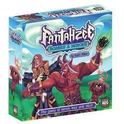 Fantahzee: Hordes And Heroes - Boardlandia