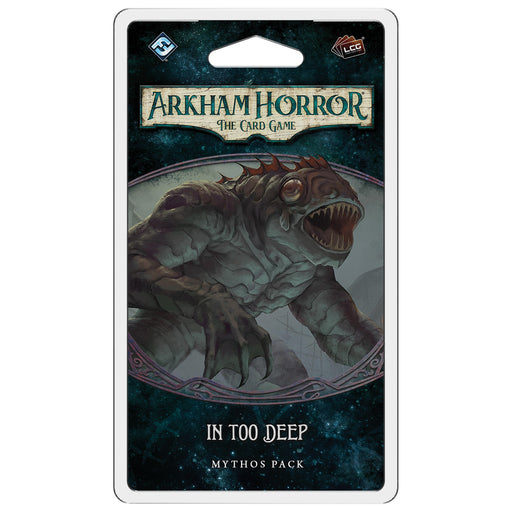Arkham Horror LCG: In Too Deep Mythos Pack (Pre-Order)