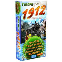 Ticket To Ride: Europa 1912 - Boardlandia