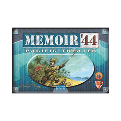Memoir '44: Pacific Theater Expansion - Boardlandia