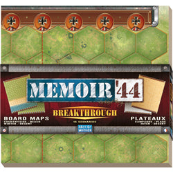 Memoir '44: Breakthrough Expansion - Boardlandia