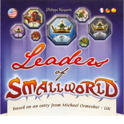Small World: Leaders Of Small World Expansion - Boardlandia
