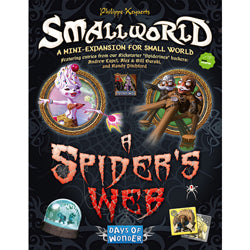 Small World: Spider's Web Expansion - Boardlandia