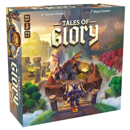 Tales of Glory (Pre-Order)