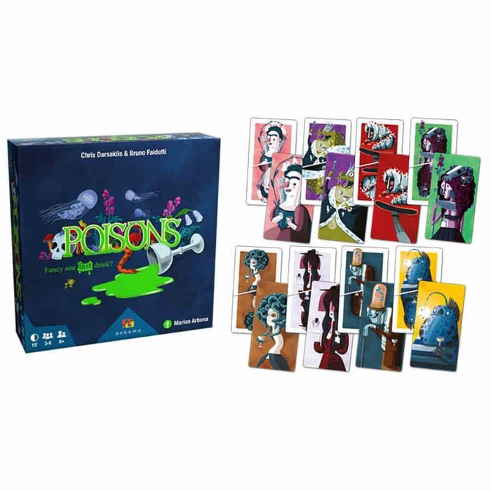 Poisons (Pre-Order)