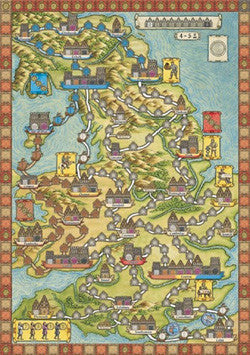 Hansa Teutonica: East Expansion - Boardlandia