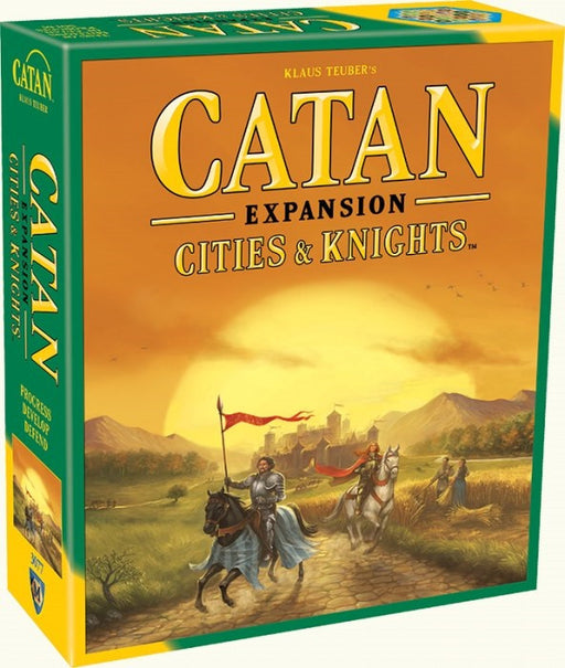 Catan - Cities And Knights - Boardlandia