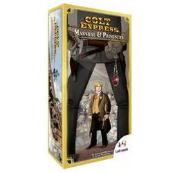 Colt Express: Marshal and Prisoners - Boardlandia