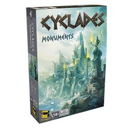 Cyclades: Monuments Expansion - Boardlandia
