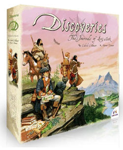 Discoveries - The Journals Of Lewis And Clark - Boardlandia