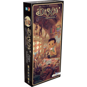Dixit - Harmonies Expansion