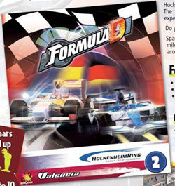 Formula D: Expansion 2 - Hockenheim and Valencia - Boardlandia