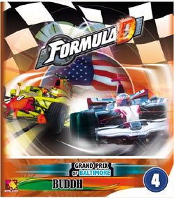Formula D: Expansion 4 - Baltimore - Boardlandia
