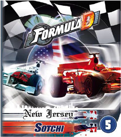 Formula D: Expansion 5 - New Jersey/Sotchi - Boardlandia