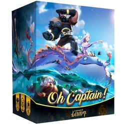 Oh Captain! - Boardlandia